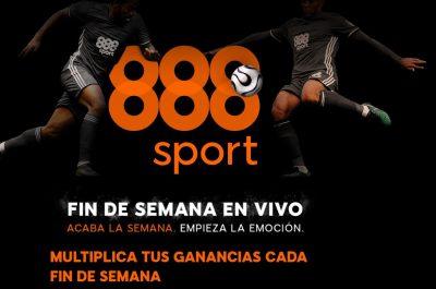 Fin de semana 888sport