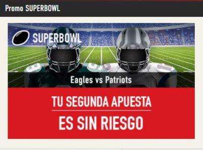 Promocion Sportium Superbowl