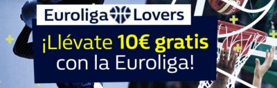 Apuesta a Euroliga con William Hill