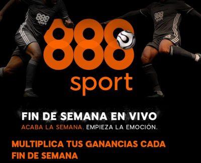Gana más con tus apuestas en 888sport
