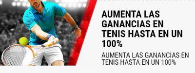 Las mejores promociones de apuestas de tenis, en BetStars
