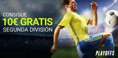 Gana dinero con tus apuestas a los playoffs de Segunda División