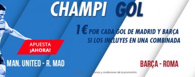 Apuestas International Champions Cup, gana dinero con Suertia