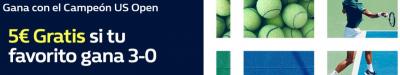 Apuestas US Open, gana dinero con tu tenista favorito