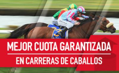 Apuestas de carreras de caballos, las mejores cuotas en Sportium
