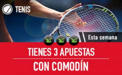 Disfruta con las promociones de apuestas para la Copa Davis