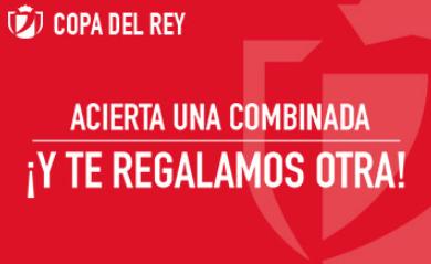 Multiplica las ganancias de tus apuestas Copa del Rey Sportium