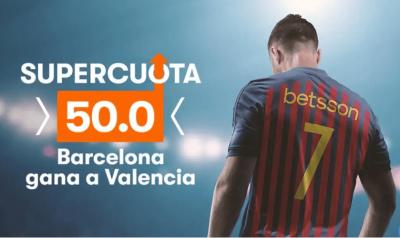 Supercuota Betsson para la Final de la Copa del Rey 2019