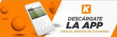Descargar e instalar la app de Kirolbet para iOS y Android