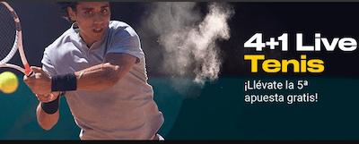 Promo bwin en las apuestas de tenis al Open de Hamburgo