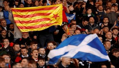 Referendum en Cataluña y Escocia - Apuestas politicas