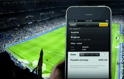 Apuesta desde el móvil o la tablet | Descarga la Bwin app