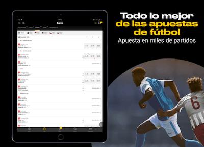 Descargar Bwin app - iPad y iPhone