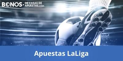 Mejores promociones y bonos de apuestas a LaLiga Santander
