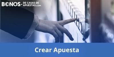 Todas las opciones de crear apuestas personalizadas en España