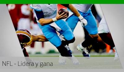 Promoción Lidera y Gana de Betway en apuestas al Chiefs vs 49ers - final NFL