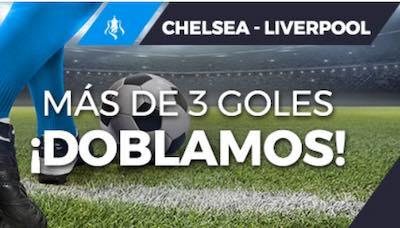 Paston dobla las ganancias de tus apuestas al Chelsea vs Liverpool de la FA Cup 2020
