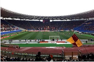 Estadio Olímpico de Roma, una de las sedes de los cuartos de final de la Eurocopa 2021