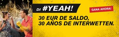 Interwetten 30 euros gratis