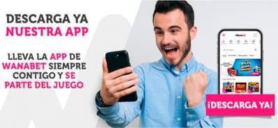 wanabet app