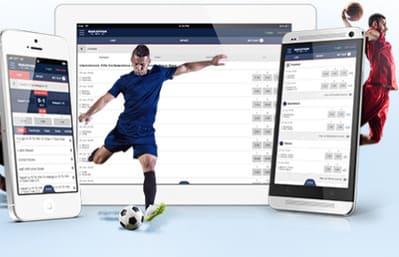 Marathonbet app para android e iOS