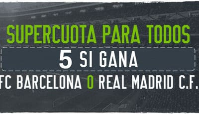 Codere apuestas Barcelona Real Madrid