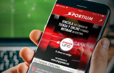 App de Sportium - Apuesta desde tu movil android o con el iPhone