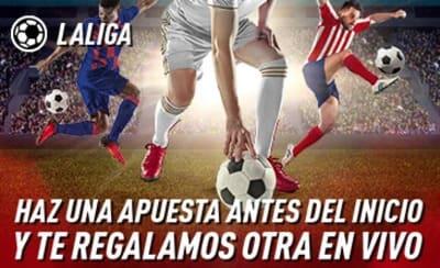 Haz tus apuestas del Villarreal Atlético de Madrid con Sportium y gana 10 euros