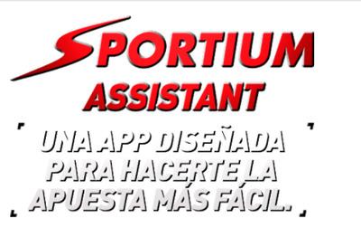 Comprobar tu apuesta en Sportium es sencillo con esta app