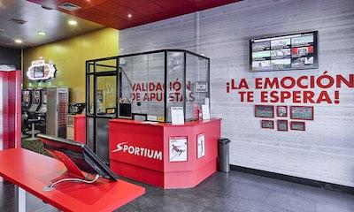 Comprobar boleto de apuestas de Sportium en tu local