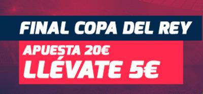 Tus apuestas en la Real Sociedad Athletic llevan 5 euros gratis para el directo