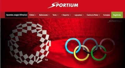 Toda la oferta de apuestas a los Juegos Olimpicos de Tokyo en Sportium